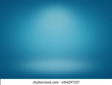 Blue background limbo backdrop classic color