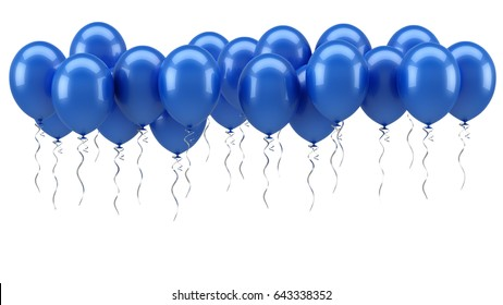 blue balloons images stock photos vectors shutterstock