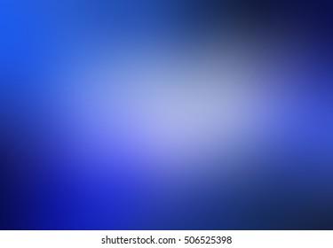фотообои blue blur abstract background