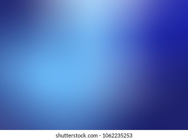 фотообои blue blurred background. gradient design