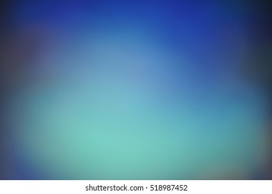 фотообои Blue blurred background Wallpaper