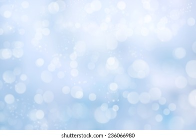 blue blurred colorful background