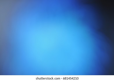 фотообои Blue blurry monophonic background texture pattern wallpaper