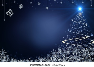 Blue Christmas Background Images Stock Photos Amp Vectors
