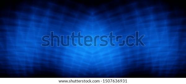 Blue dark magic fantasy art abstract texture backdrop