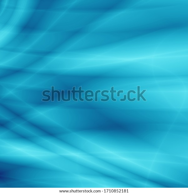 Blue flow energy art abstract technology background