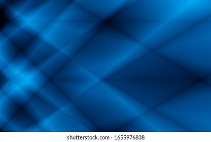 Blue fresh art abstract technology modern background