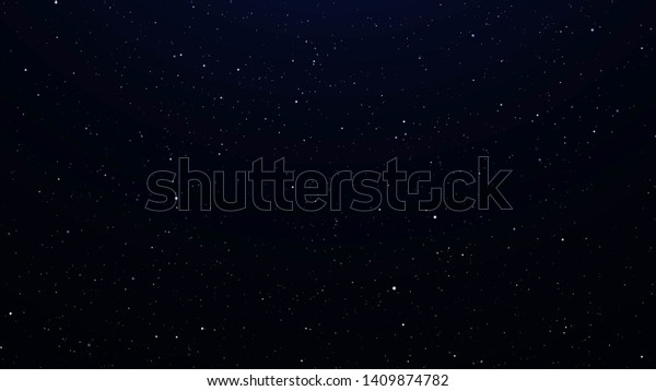 Blue Glitter Background. Golden Abstract Background