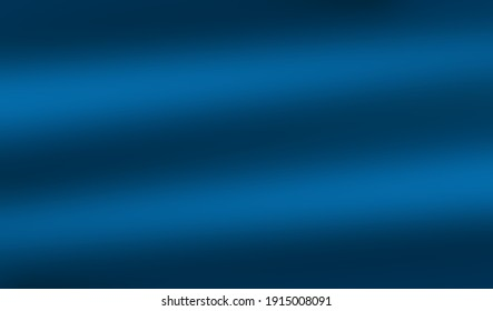 Blue gradient blurred background. Cold shades.