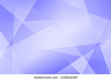 Blue gradient triangle Daimond texture background