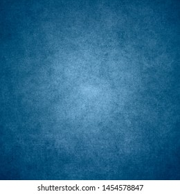 Blue grunge background. Colored abstract texture