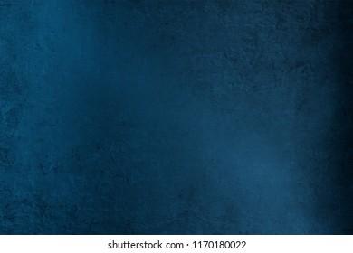 Blue grunge background or texture