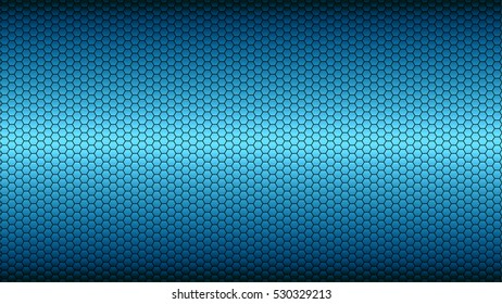 Blue Large metal mesh TEXTURE/ background