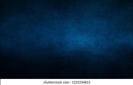 Blue metal background grunge texture