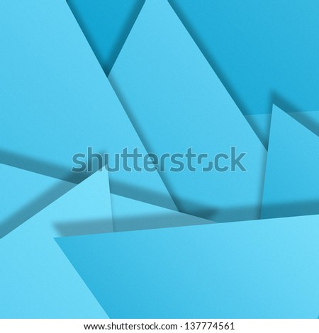 Blue Modern Background Abstract Design Texture Stock Illustration