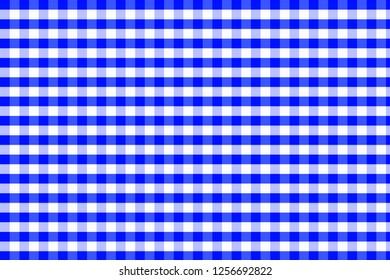 blue plaid backgroung