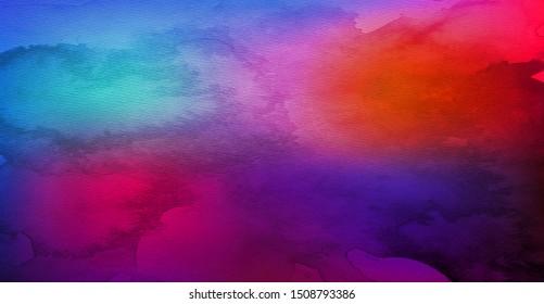 Blue purple plain background image