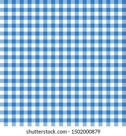 Blue seamless table cloth texture