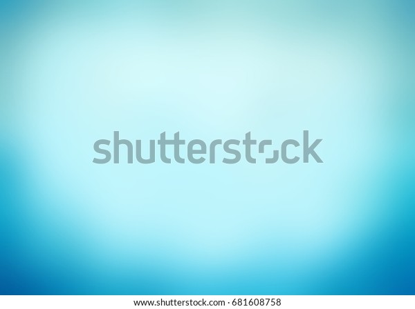 Blue Smoke Blurred Texture Background Pale Stock