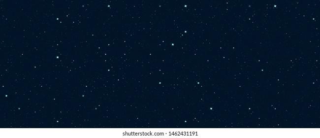 blue spots scattered scifi star background