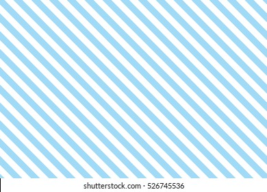 Blue stripes on white background. Striped diagonal pattern Blue diagonal lines background, Winter or Christmas theme