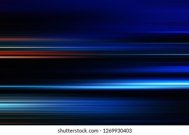 blue technology abstract motion background of speed light