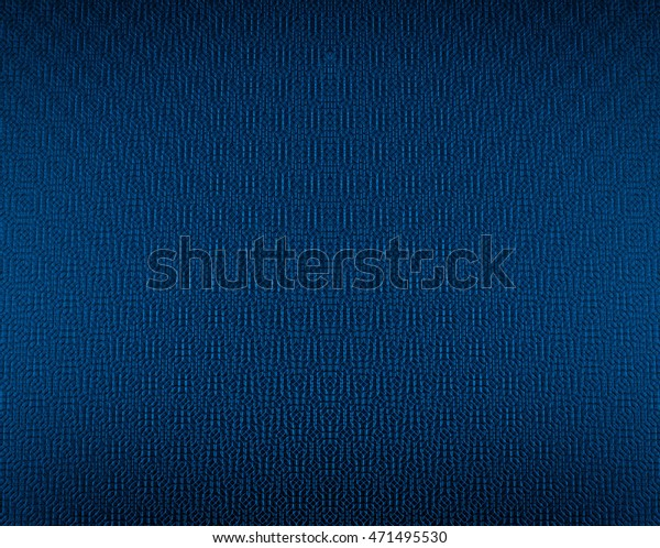 Blue Texture Background Design Stock Illustration 471495530