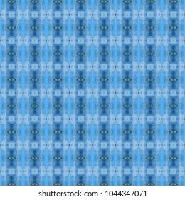 Blue Vintage Background Design