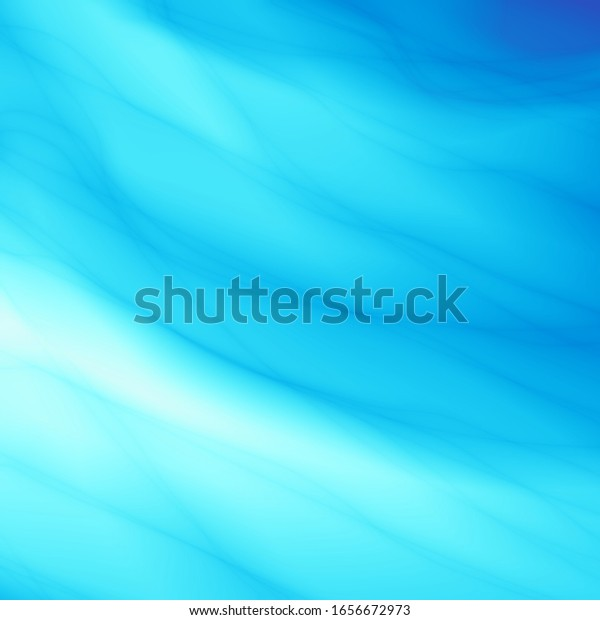 Blue wave water sea holiday art background