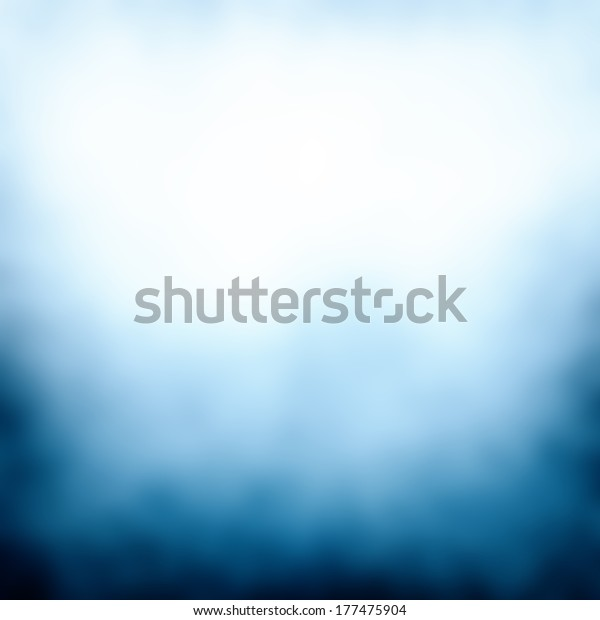 Blue White Background Abstract Sky Sunshine