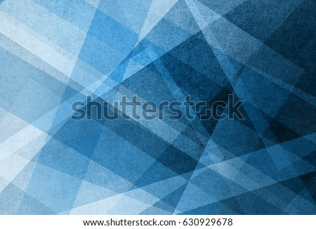 blue white gray layers abstract background stock illustration