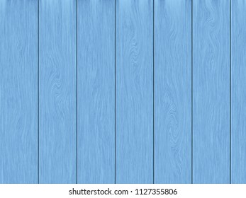 Blue wood planks texture background.