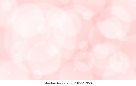 Blurred abstract pink color background, space for design elements