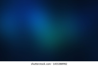 blurred background dark blue multicolor