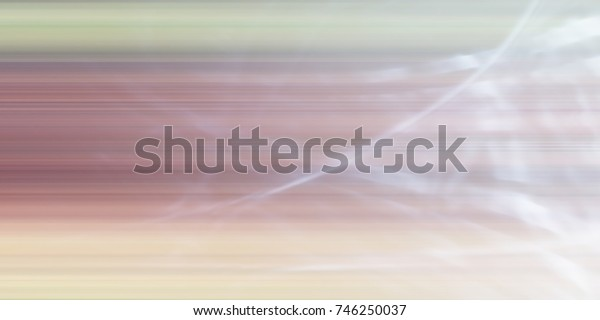 Blurred background horizontal bright lines glare design wallpaper