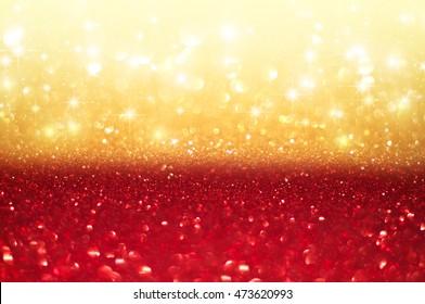 unscharfer Hintergrund für glänzende Lichter