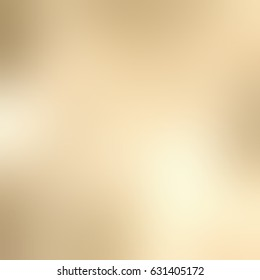 Blurred golden beige background. Pearl abstract texture. Brilliant light background.