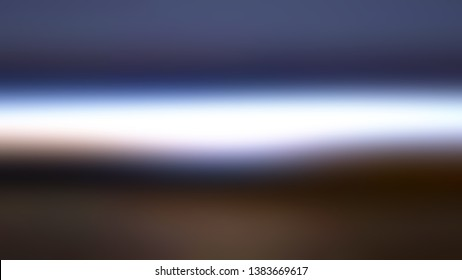 Blurred gradient background with Bistre, Arsenic color. Template for magazine or scrapbook cover.
