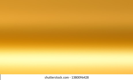 Blurred gradient background with Goldenrod, Dark goldenrod color. Template for announcement or ad.