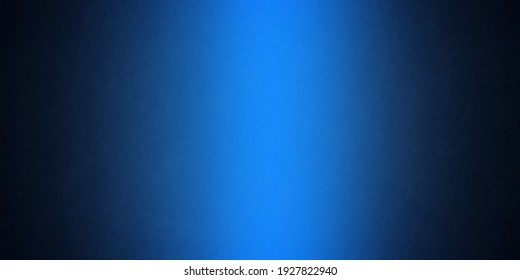 Blurred grunge background. Abstract dark blue gradient design. Minimal creative background. Landing page blurred cover. Colorful graphic