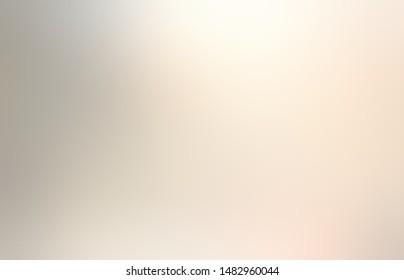 Blurred pastel light background. Subtle random plain illustration.