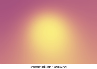 Blurred Purple and Gold Abstract Background