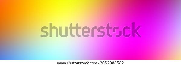 Blurry art abstract widescreen horizontal background