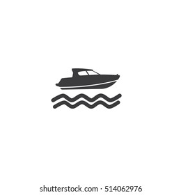 boat icon. boat sign