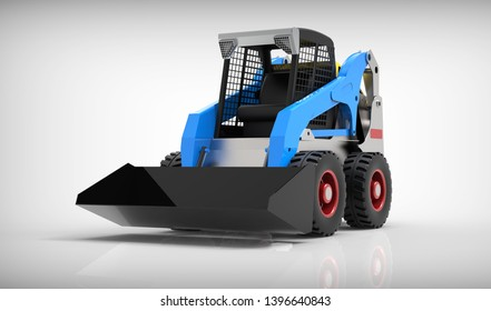 Bobcat Skid Steer Images, Stock Photos & Vectors | Shutterstock
