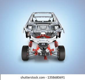 Car Chassis Images, Stock Photos & Vectors | Shutterstock