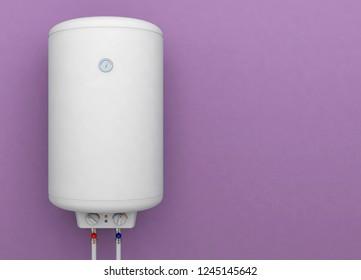 boiler water heater electric tank 3D illustration
