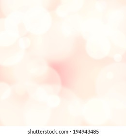 Boke on Smooth Pastel Abstract Gradient Background, pink and turquoise colors