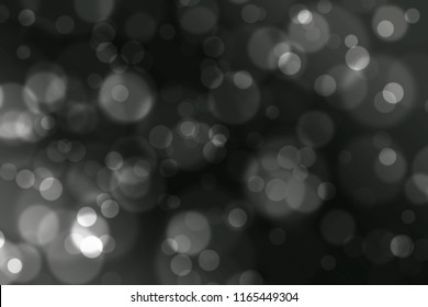 Bokeh, beautiful effect of blurred lights, christmas lights on colorful background