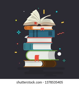 Books. Knowledge, learning and education.